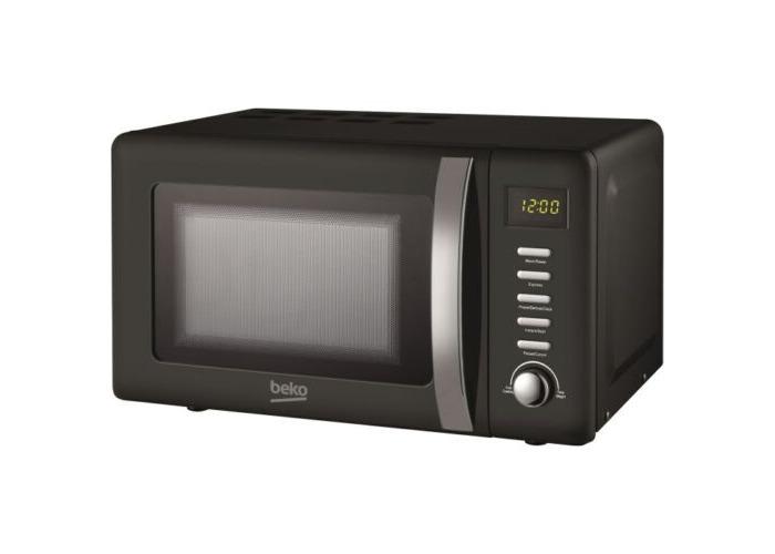 Beko Retro Compact Microwaves, 20L (4 Colours)-Cream - 1