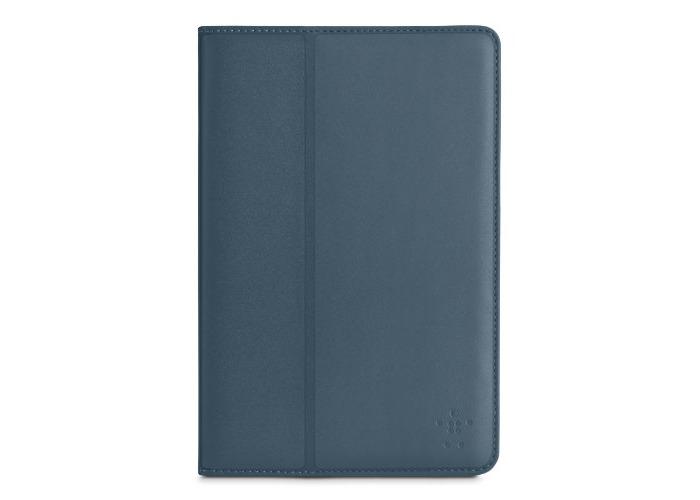 Belkin FormFit PU Leather Folio Case for 7 inch Samsung Galaxy Tab 3 - Slate - 1