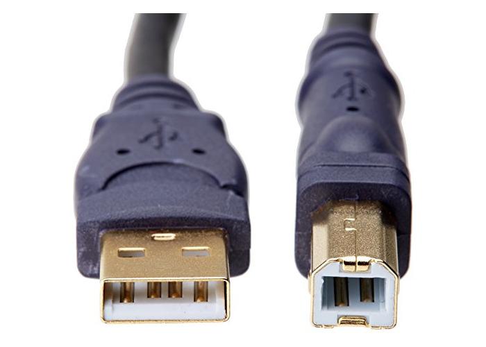 Belkin Gold Series USB cable - 16' (F3U133V16-GLD) - 1