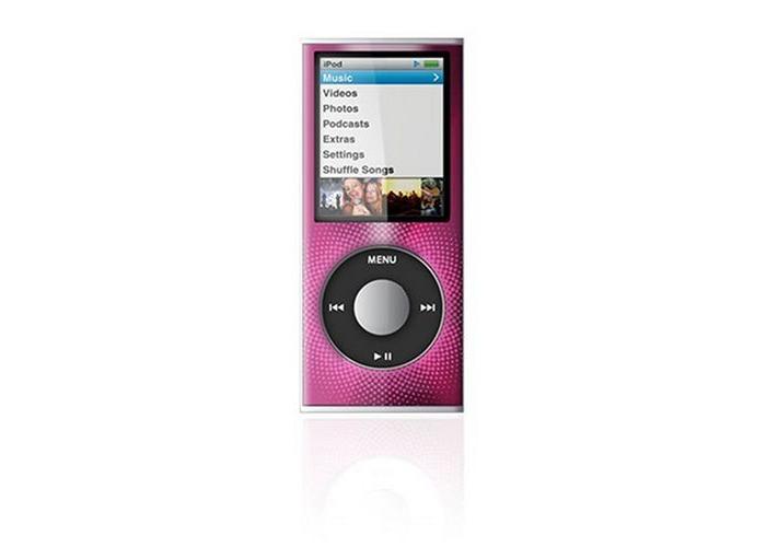 Belkin Ipod Nano 4G Remix Metal Case Pink - 1
