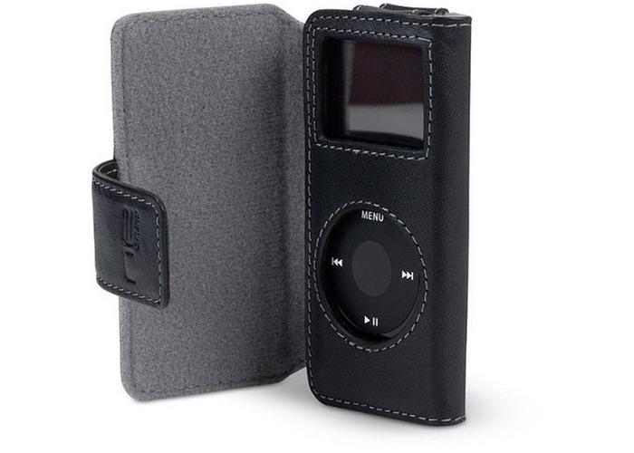 Belkin iPod Nano Folio Case Black - 1