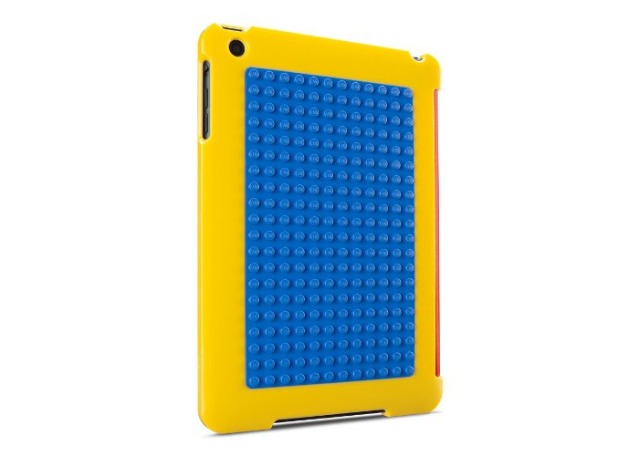Belkin LEGO Builder Case for iPad Mini - Yellow - 1