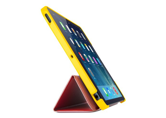 Belkin LEGO Builder Case for iPad Mini - Yellow - 2