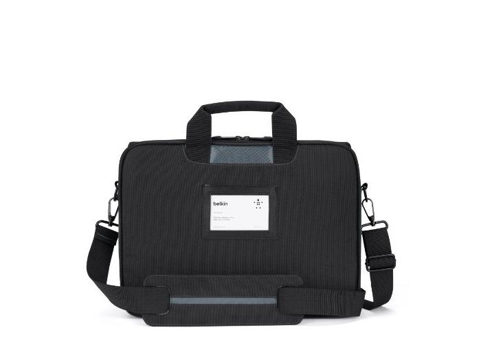 Belkin Messenger Bag for Laptops/MacBook/Ultrabook up to 13 inch - Black - 2