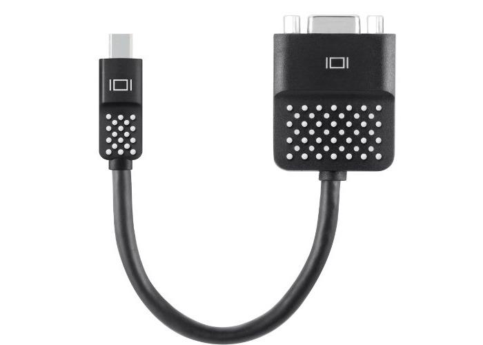 Belkin Mini Display Port to VGA Adapter - 1