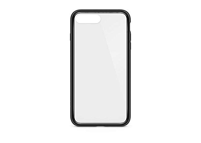 Belkin SheerForce Elite Protective Case for iPhone 8 Plus/7 Plus (Polycarbonate, Drop Protection, Full Port Access) - Black - 1