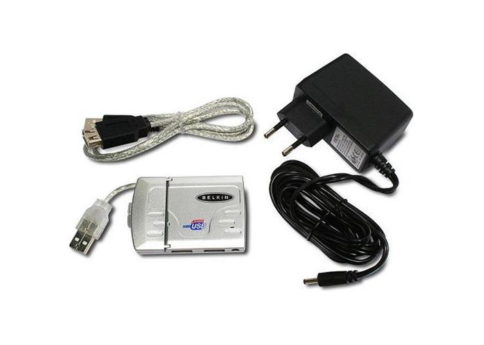 Belkin USB 2.0Mobile Hub - 1