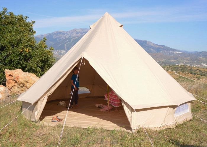 Bell Tent (4.5 metre) - 1