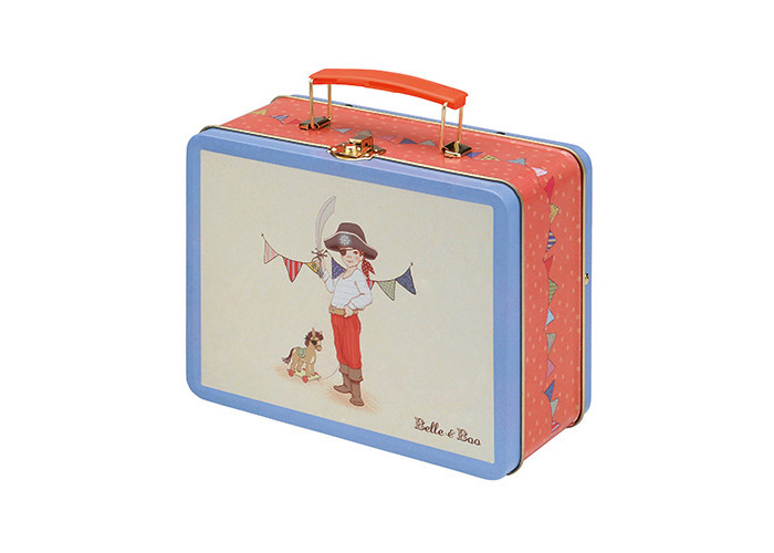 Belle & Boo - Ellis Tin Tote/Lunch Box - 2