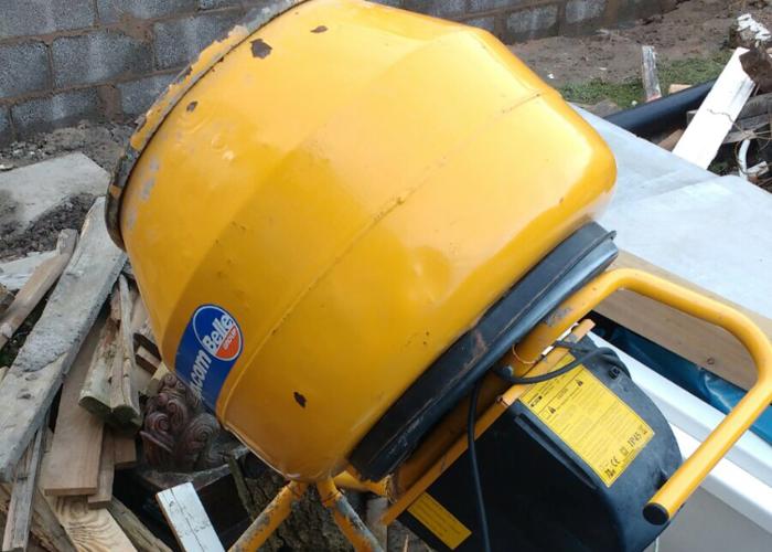 belle cement mixer  - 1