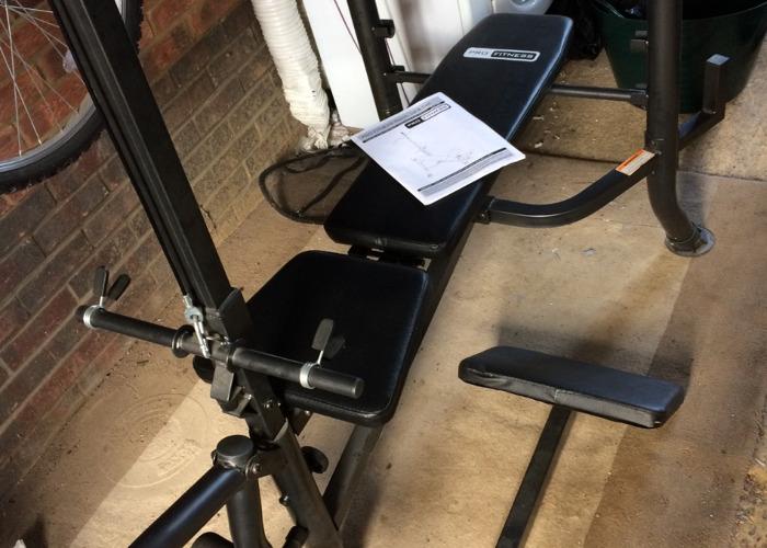 Bench press - 1