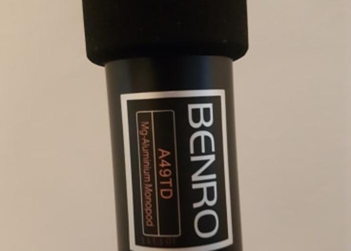 Benro s4 monopod  - 2