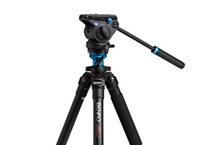 Benro S4 Video Tripod - 1