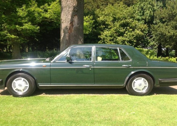 Bentley Bentley Mulsanne S (1990) - 2