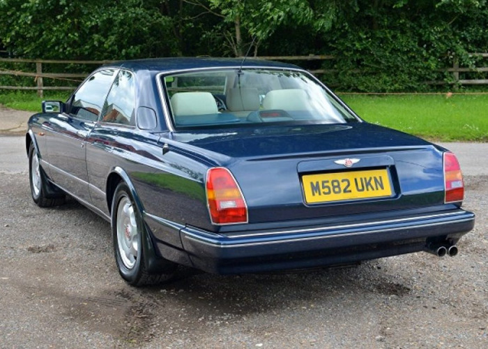 Bentley Continental R Coupe (1994) - 2