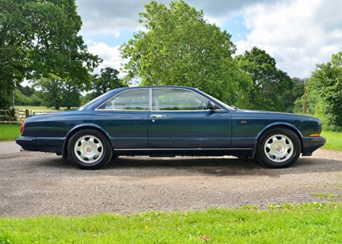 Bentley Continental R Coupe (1994) - 1