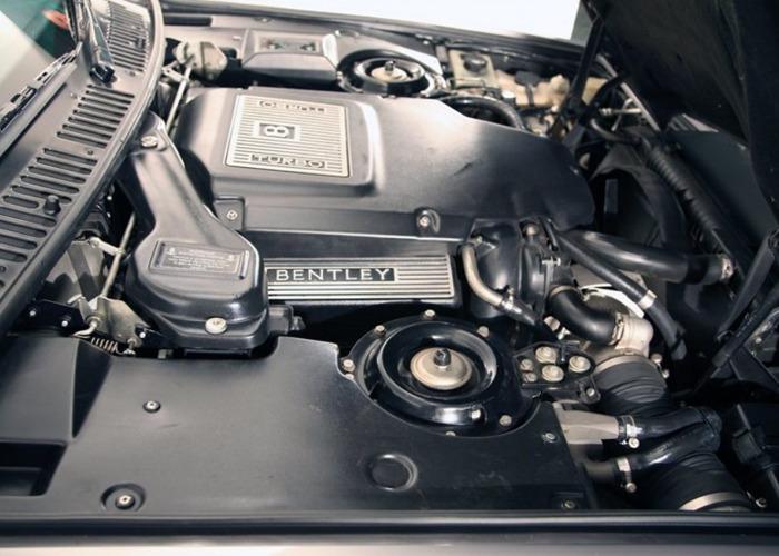 Bentley Continental SC (1999) - 2