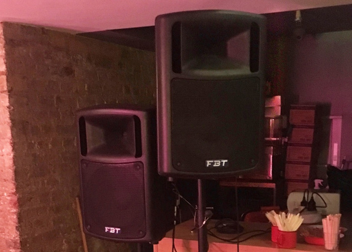 Best Value Speaker Package / PA System for Laptops, Mobile Devices and DJs - 1
