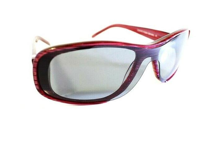 Betty Barclay Womens Sunglasses 6504 C1 Stripe Red - 2