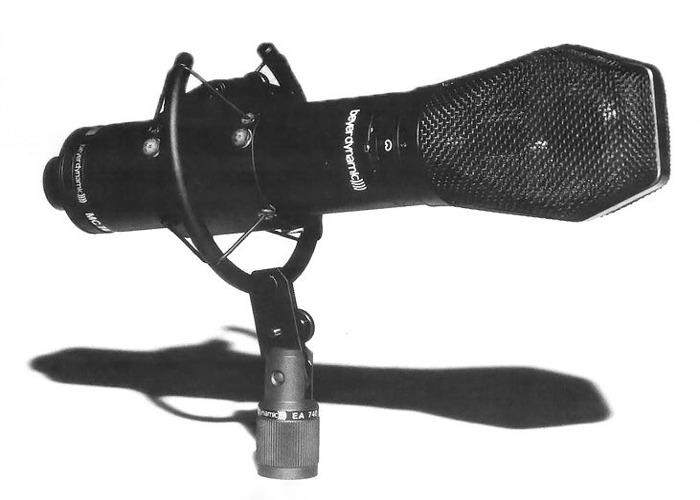 Beyer Beyerdynamic MC-740 n (c) p48 condenser microphone  - 1