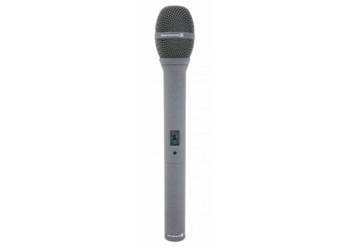 Beyer Dynamic MCE58 Omni Condenser Microphone for Reporting - 1