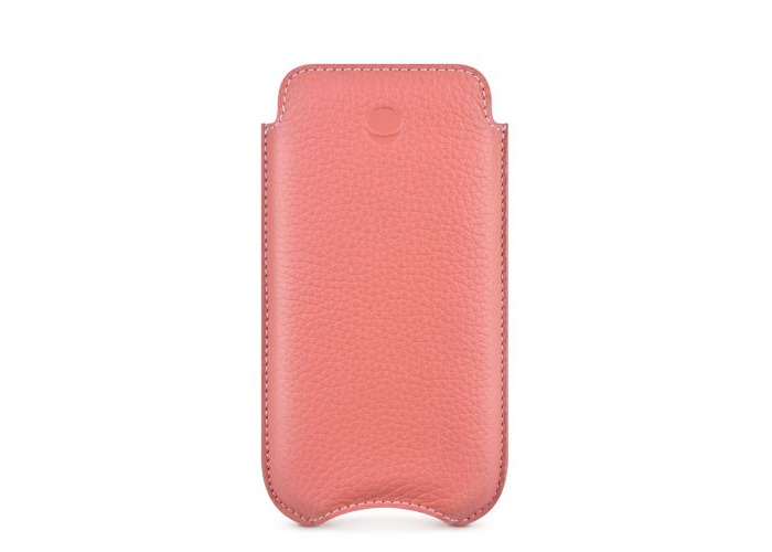 BeyzaCases Slimline Classic Case for Apple iPhone 5C - Pink - 1