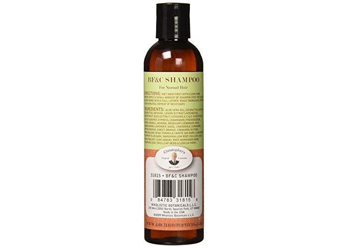 BF&C Shampoo Dr. Christopher 8 oz Liquid - 2