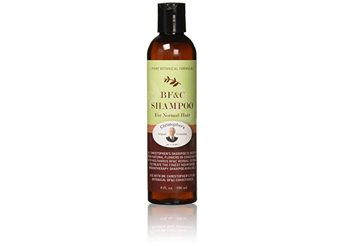 BF&C Shampoo Dr. Christopher 8 oz Liquid - 1