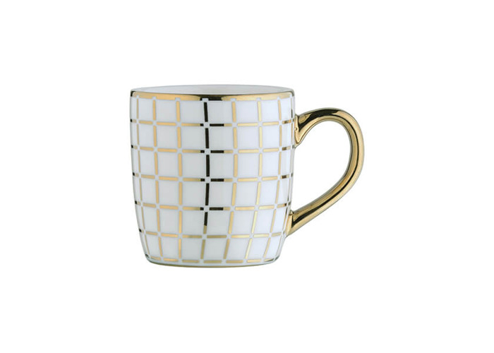 BIA Lattice Espresso Mug Gold - 1