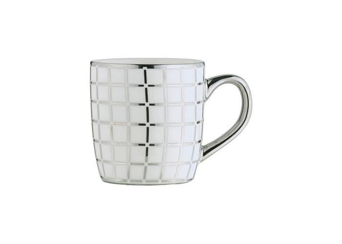 BIA Lattice Espresso Mug Platinum - 1