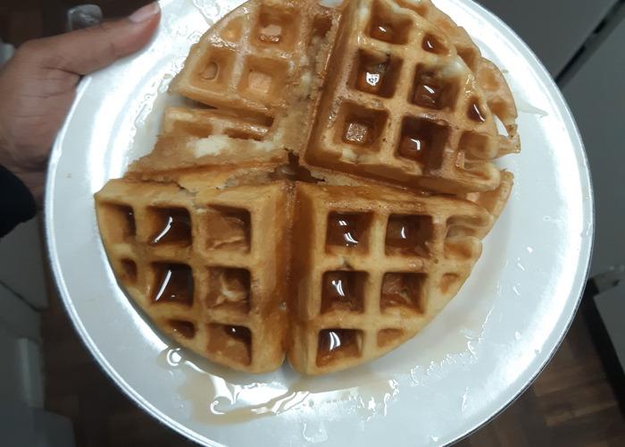 Bialetti waffle maker - 2