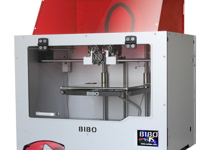 BIBO2 touch laser X 3D Printer - 1