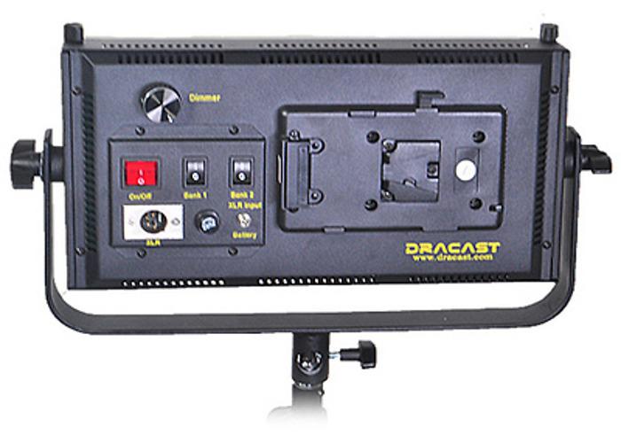 Bi-Color 3200k-5600k -2 x 500 led + 1 led 160 - 1