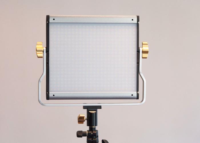 Bi-Colour 1x1 LED Continuous Panel Light Kit x2 - 2