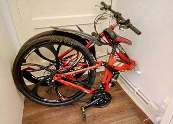 Bicycle 26 inches foldable - 2
