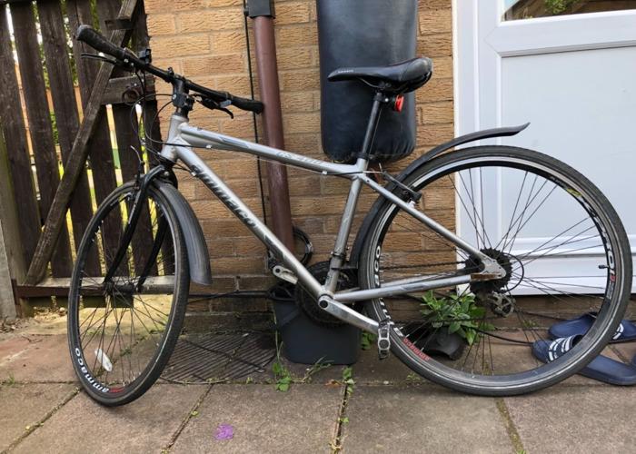 Bicycle ammaco c400 - 1