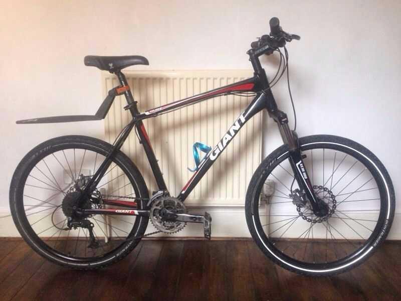 Giant Bike - 1