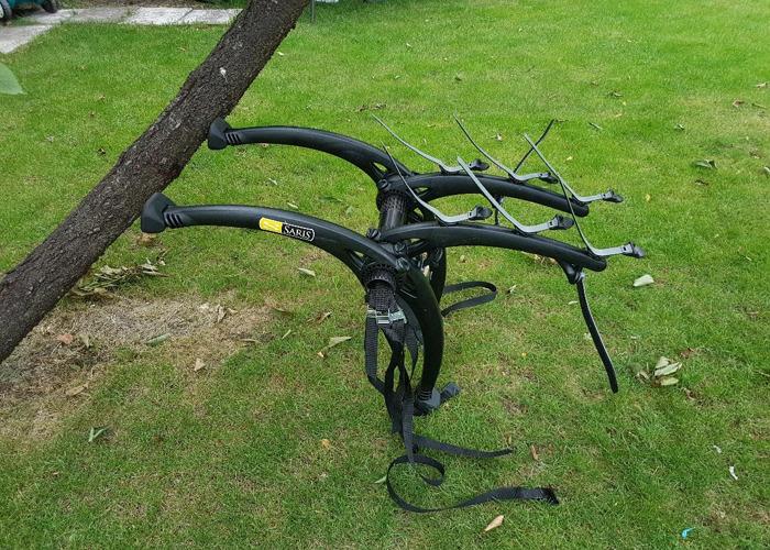 Bike Rack - holds 3 bikes - 1
