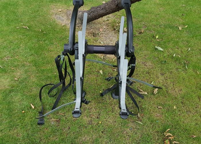 Bike Rack - holds 3 bikes - 2