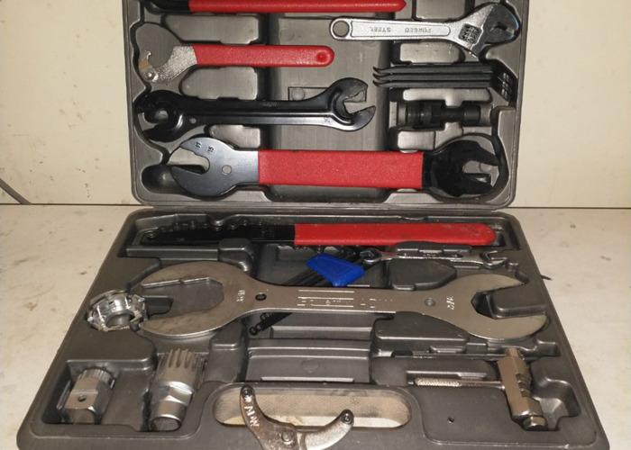 Bike repair kit - 1