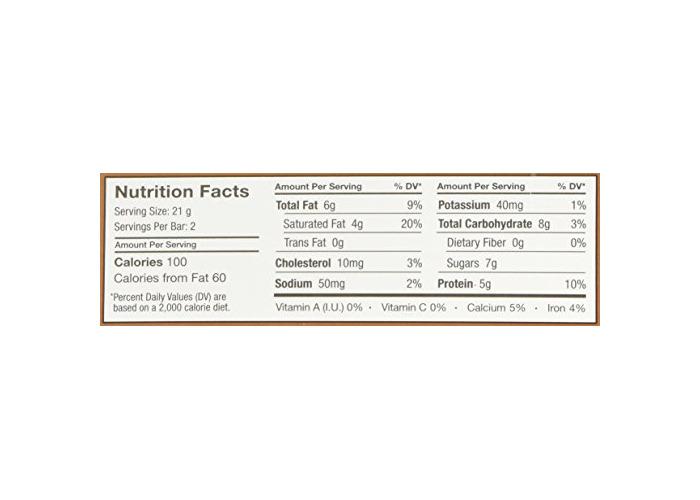 BioNutritional: Power Crunch Choklat Milk Chocolate bar 12ct - 2