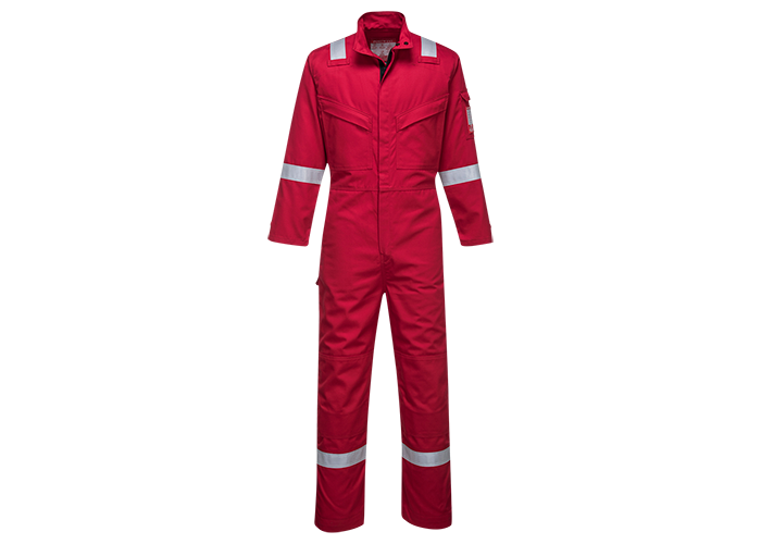 Bizflame Ultra Coverall  Red  Small  R - 1