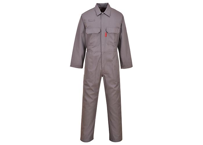 BizWeld Boilersuit  Grey  Small  R - 1