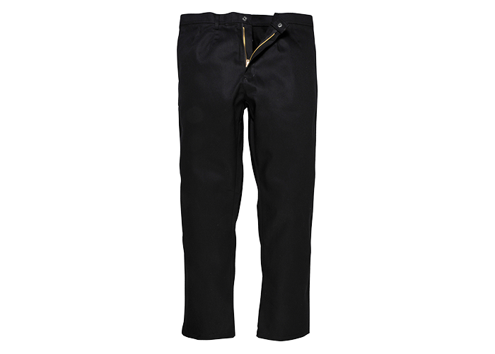 BizWeld Trousers  BlackT  Large  T - 1