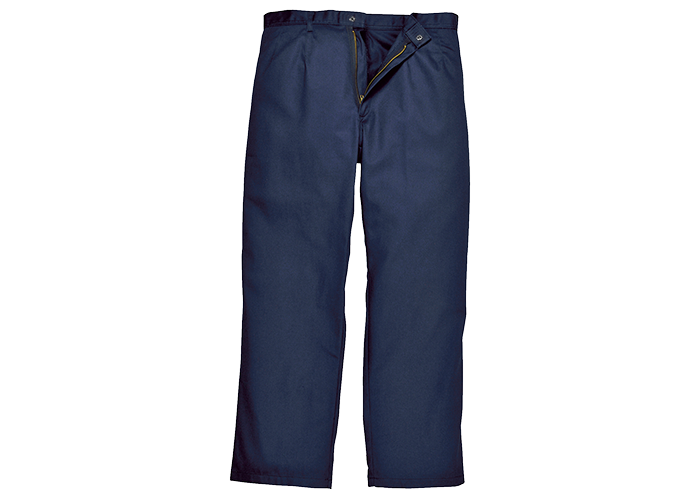 BizWeld Trousers  Navy  Small  R - 1