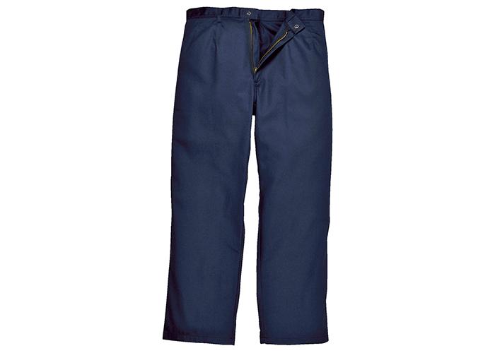 BizWeld Trousers  Navy  XXL  R - 1