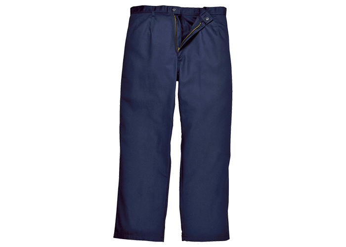 BizWeld Trousers  Navy T  3 XL  T - 1