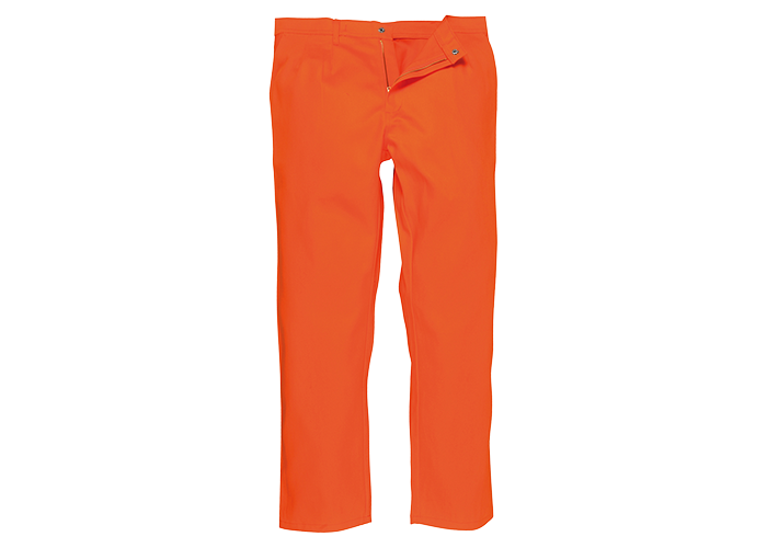 BizWeld Trousers  Orange  XXL  R - 1