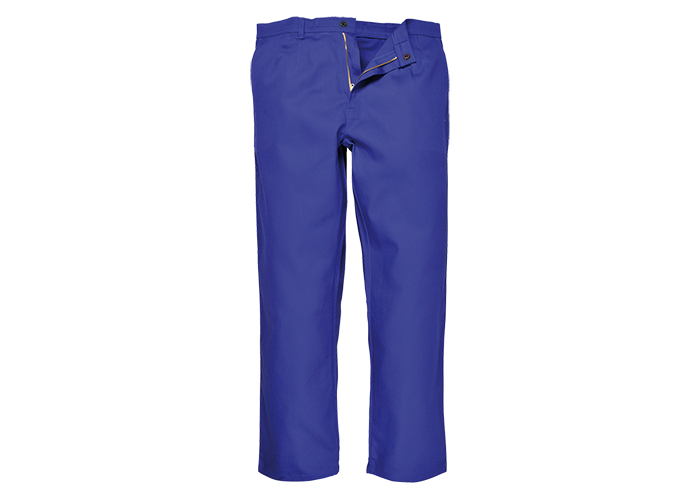 BizWeld Trousers  RoyalT  Large  T - 1