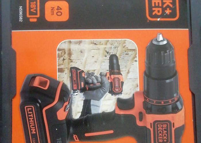 Black & Decker Hammer drill - 1